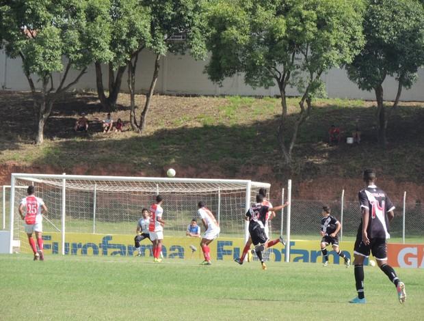 Vasco x JV - Copinha (Foto: Thiago Fidelix)