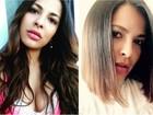 Gyselle Soares radicaliza corte de cabelo e mostra novo visual: 'Chanel'