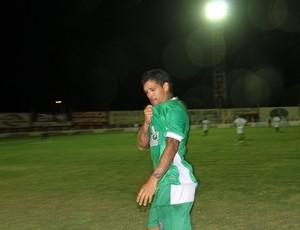 Rico, atacante do Alecrim (Foto: Gabriel Peres/Divulgação)