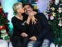 Xuxa se declara para Junno Andrade: 'Quatro anos de tesão'