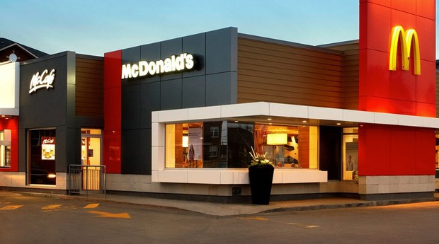 Restaurante do McDonald's (Foto: Divulgação)