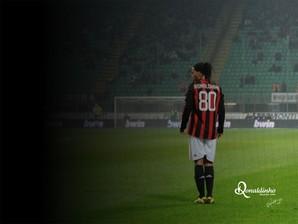 Ronaldinho no Milan