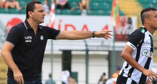 boas impressões (Luiz Henrique/Figueirense FC)