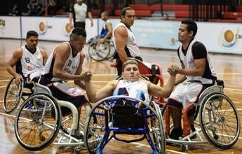 ADFPA se garante mais um ano na elite do basquete em cadeira de rodas