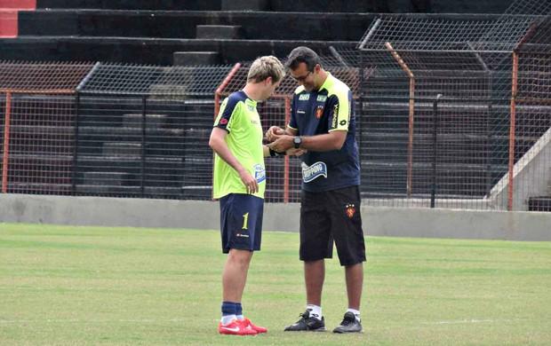 Rafael Pereira - Sport (Foto: Daniel Gomes)