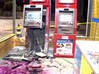 Quadrilhas compram explosivos com facilidade no Brasil e Paraguai