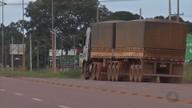 Caminhoneiros deixam de fazer frete para o Pará