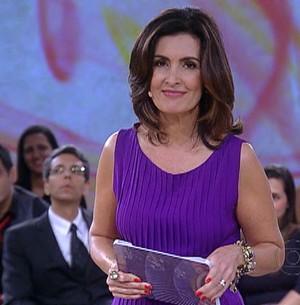 "Encontro fala sobre ""abandono afetivo"" (Encontro / TV Globo)"