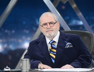 Jô Soares (Foto: Zé Paulo Cardeal / TV Globo)