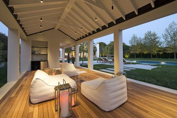 Projeto reinventa arquitetura clássica  (Foto: Divulgação )