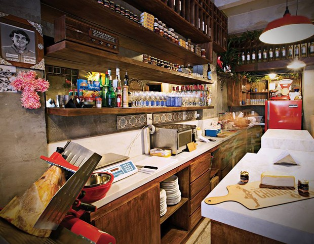 Canastra Bar, no Rio de Janeiro (Foto: Divulgação)