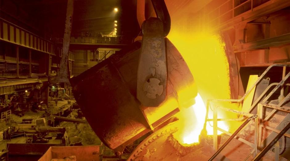 Siderurgia: empresas brasileiras do setor se sentem ameaçada (Foto: Reprodução)