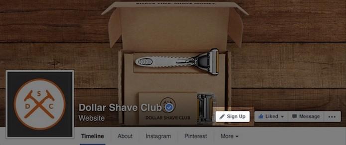 Facebook inclui sete novos botões para páginas (Foto: Divulgação)