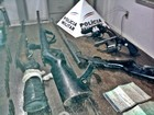 3 homens da zona rural de Peçanha são presos por porte ilegal de arma