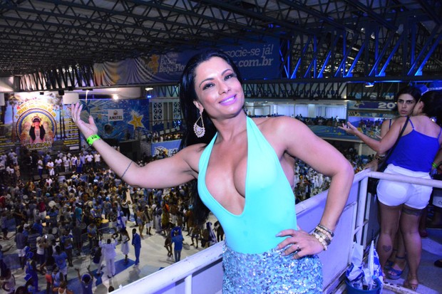 Dani Sperle (Foto: Rodrigo Mesquita  / Divulgação. )