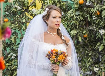 Tancinha é humilhada no seu casamento