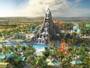Vulcão e muito mais estarão no novo parque do Universal Orlando Resort