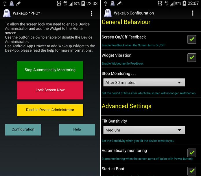 WakeUp é um dos apps que marcaram a semana  (Foto: Divulgação/Google Play)