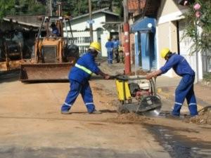 Obras do Semae vão interromper o abastecimento de água em três bairros (Foto: Divulgação/ Prefeitura)