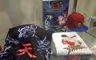 Loja on-line venderá itens de  'Street Fighter' (Gustavo Petró/G1)