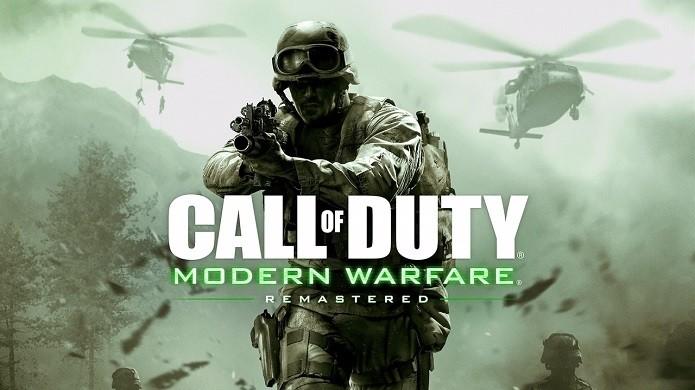 Call of Duty: Modern Warfare Remastered: como subir de nível rapidamente (Foto: Reprodução/Victor Teixeira)