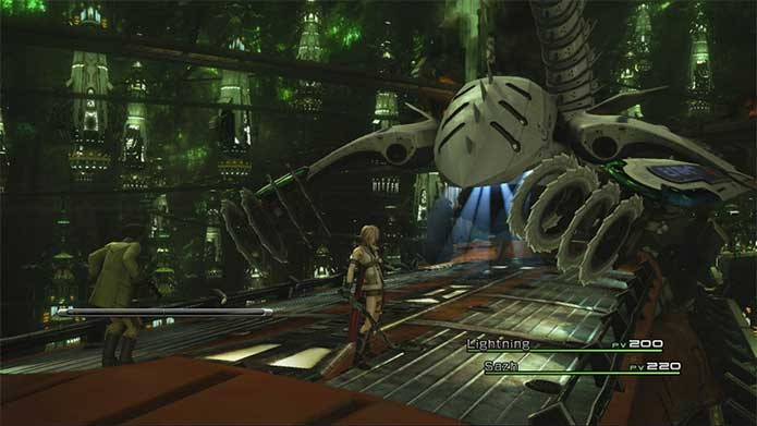 Final Fantasy 13 (Foto: Divulgação/Square Enix)