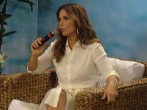 Ivete Sangalo lança DVD acústico (Foto: G1)