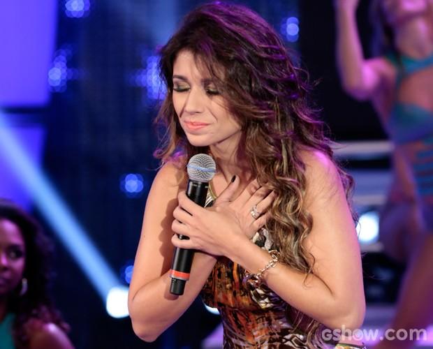 Paula Fernandes (Foto: Felipe Monteiro / TV Globo)