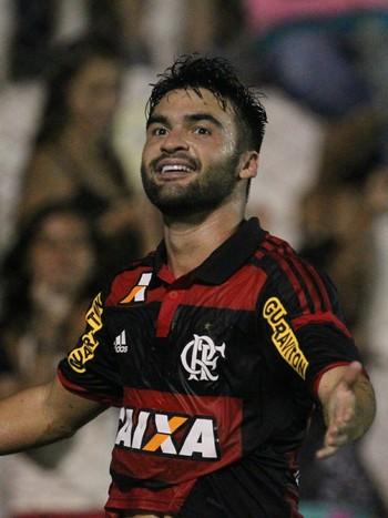 Arthur Maia, Salgueiro x Flamengo (Foto: Gilvan de Souza / Flamengo)