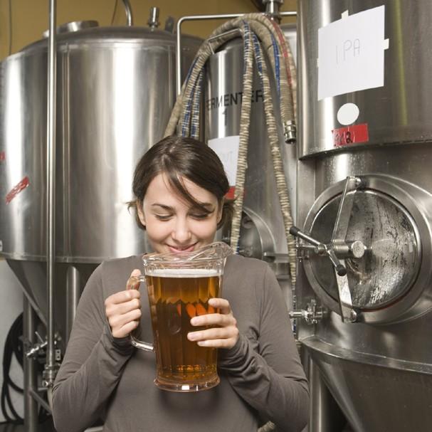 Mercado cervejeiro: mulheres entram no ramo (Foto: ThinkStock)