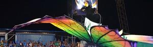 Veja fotos da segunda noite do Festival Folclórico de Parintins (Marina Souza/G1 AM)