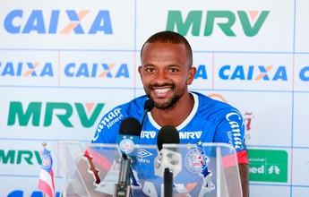 Com retorno de Diego Rosa, Bahia é relacionado para encara o Flu de Feira