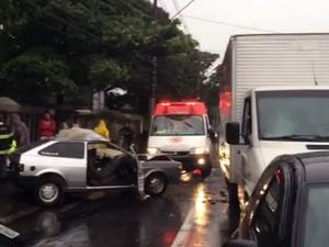 Jovem de 20 anos morre em acidente em São José, SP (Foto: Arquivo Pessoal)