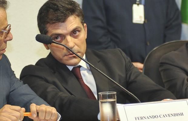 Fernando Cavendish, ex-dono da Delta Construções (Foto: Agência Brasil)