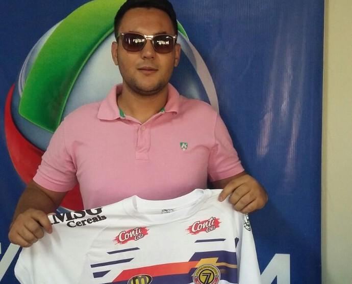 Leonardo Alves (Foto: Reprodução/TV Morena)