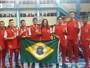 Equipe cearense conquista três vagas na seleção brasileira de taekwondo