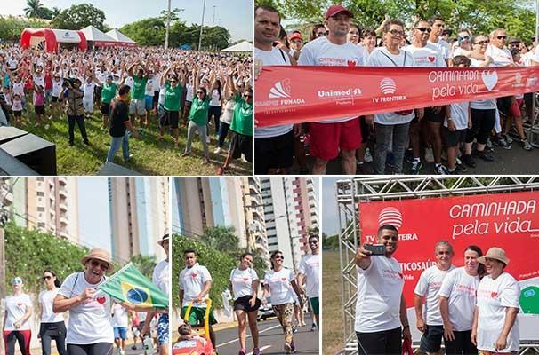 Imagens do evento podem ser conferidas nas galerias de fotos (Foto: Marketing TV Fronteira)