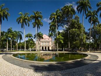 Teatro Santa Isabel, no Recife (Foto: Rafa Medeiros/Divulgação)