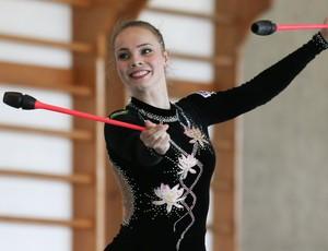 Angélica Kvieczynski, ginástica rítmica (Foto: Ricardo Bufolin/PanamericaPress)