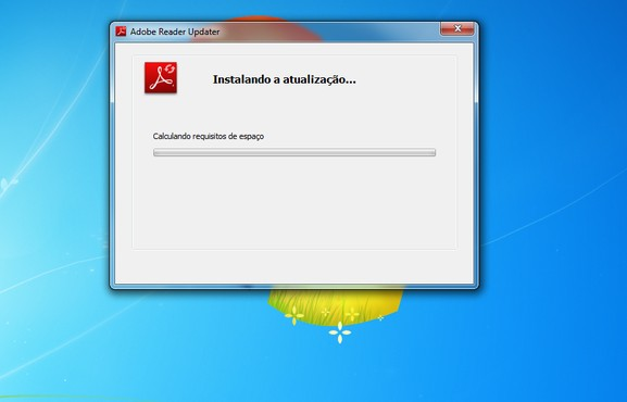screenshot de Adobe Flash Player