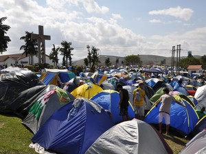 PHN espera reunir mais de 100 mil católicos em Cachoeira Paulista. (Foto: Divulgação/Canção Nova)