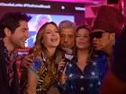Fê Souza recebe no #PréTVB técnicos, a atriz Deborah Secco e Lucy Alves