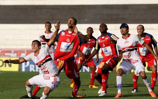 Torneio Interior: Botafogo-SP x Penapolense (Foto: Rogerio Moroti/ Assessoria BFC)