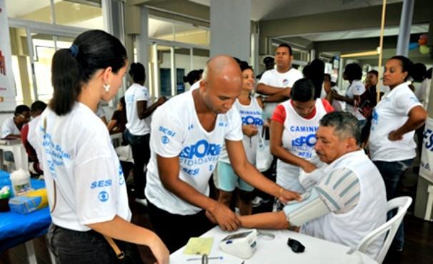 Esporte Cidadania (Foto: Divulgação)