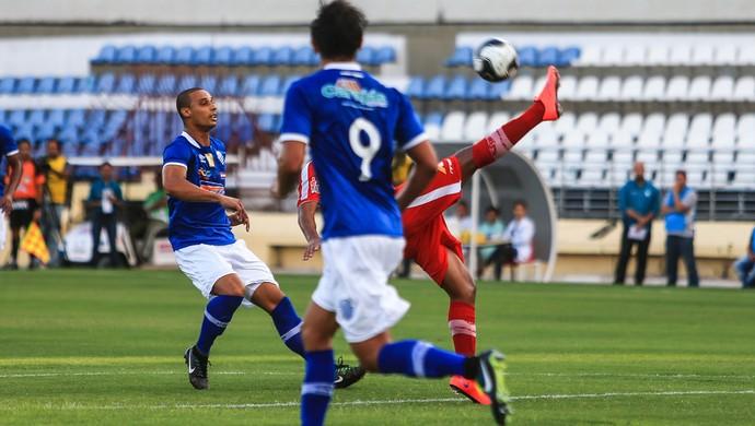 CSA x CRB, no Rei Pelé (Foto: Ailton Cruz / Gazeta de Alagoas)