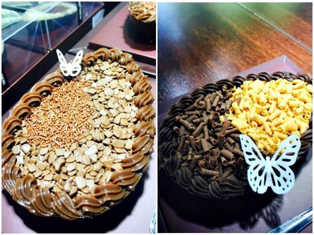 Loja trabalha com diversas opções à base de chocolate belga (Foto: Arquivo pessoal)