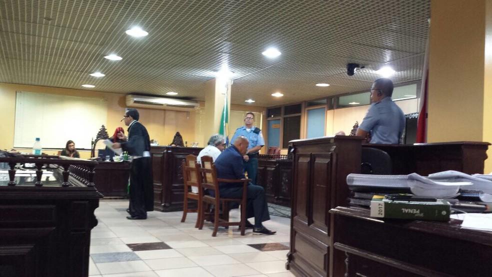 Júri popular absolve Luiz Miguel Rodrigues Lobo e condena Albenor Moura de Sousa há um ano e seis meses em regime aberto por assassinato de advogado em Itaituba. (Foto: Divulgação / TJPA)