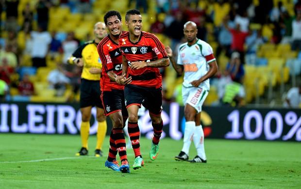 Everton flamengo gol Cabofriense (Foto: André Durão / Globoesporte.com)