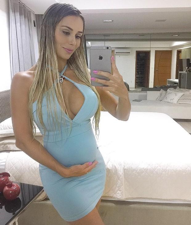 Leticia Santiago (Foto: Reprodução do Instagram)