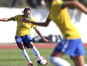 Marta, Brasil X Suíça, Copa Algarve